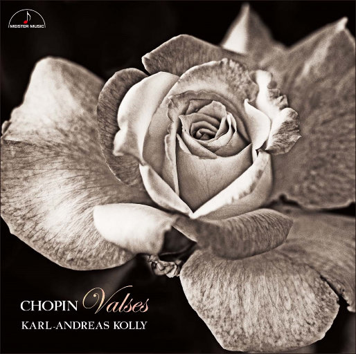 肖邦:圆舞曲全集 (5.6MHz DSD),Karl-Andreas Kolly