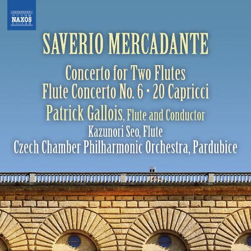 梅尔卡丹特:长笛协奏曲, Vol. 2 - 第五号、第六号长笛协奏曲/二十首狂想曲,Patrick Gallois