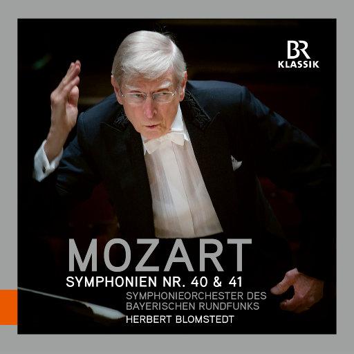 莫扎特:第四十、第四十一交响曲,Herbert Blomstedt