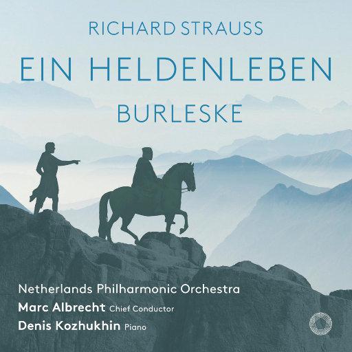 R·施特劳斯:《英雄的生涯》/《戏谑曲》,Marc Albrecht