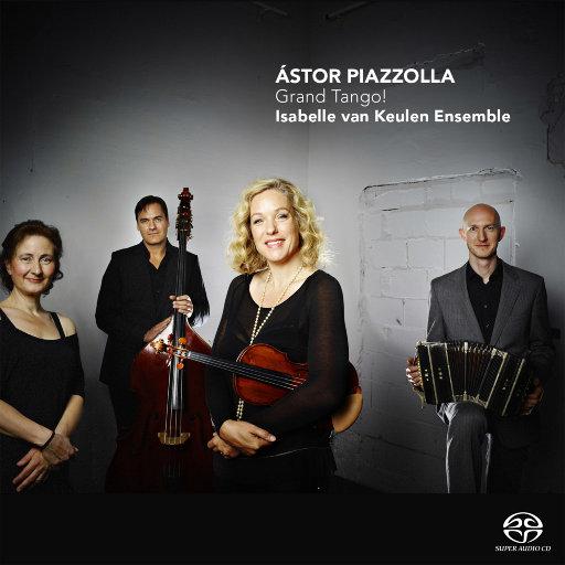 皮亚佐拉:华丽大探戈!(2.8MHz DSD),伊莎贝尔·凡·凯伦合奏团