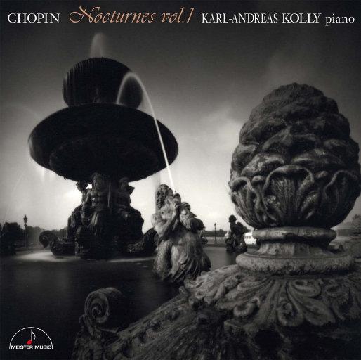 肖邦:夜曲, Vol. 1(5.6MHz DSD),Karl-Andreas Kolly