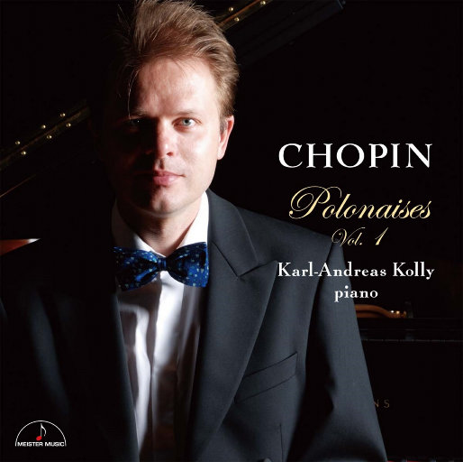 肖邦:波罗乃兹舞曲, Vol. 1(5.6MHz DSD),Karl-Andreas Kolly