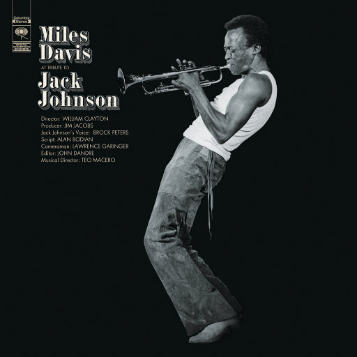 A Tribute To Jack Johnson,Miles Davis