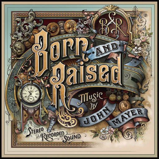 Born and Raised,John Mayer
