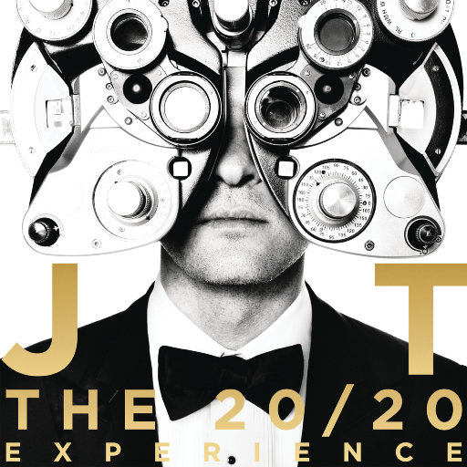 The 20/20 Experience,Justin Timberlake