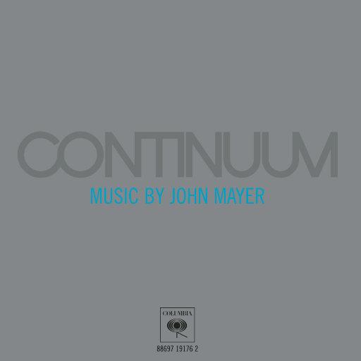 Continuum,John Mayer