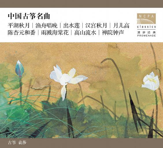中国古筝名曲(2.8MHz DSD),袁莎