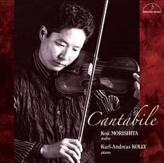 Cantabile (5.6MHz DSD),森下幸司,Karl-Andreas Kolly