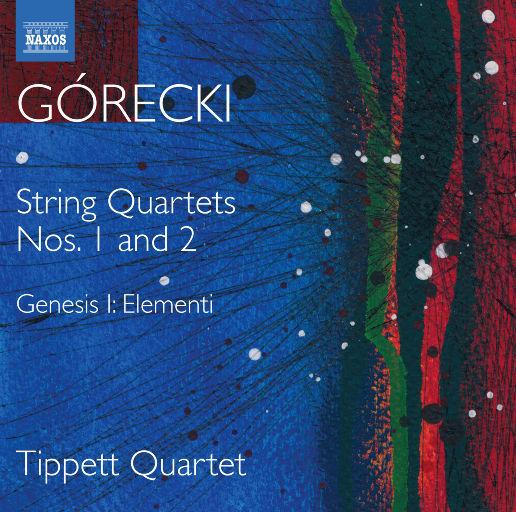 Górecki: 弦乐四重奏全集, Vol. 1,蒂佩特四重奏