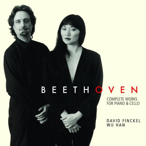 贝多芬:大提琴与钢琴作品全集,David Finckel/Wu Han