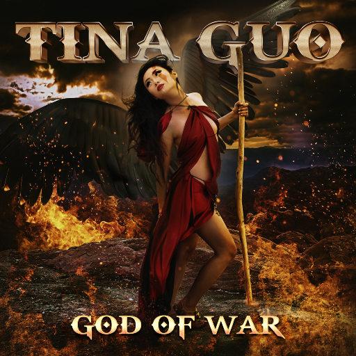God of War-Tina Guo,Tina Guo