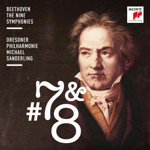 Beethoven: Symphonies Nos. 7 & 8,Michael Sanderling