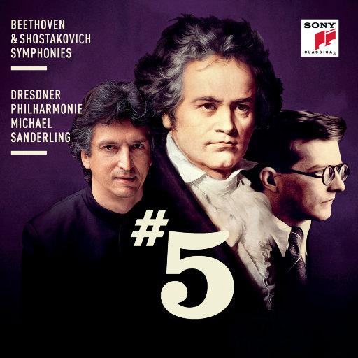 贝多芬 & 肖斯塔科维奇: 第五交响曲,Michael Sanderling