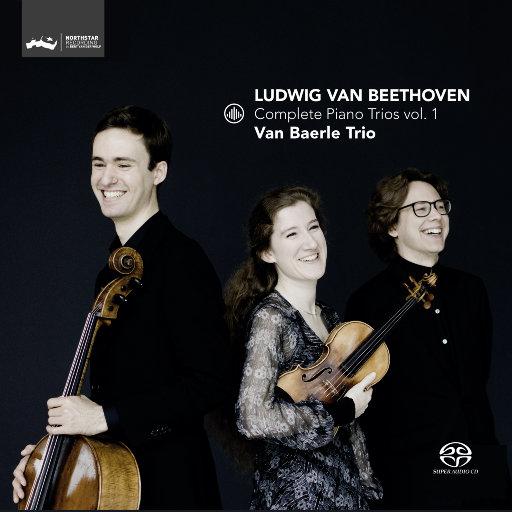 贝多芬:钢琴三重奏全集, Vol. 1,Van Baerle Trio