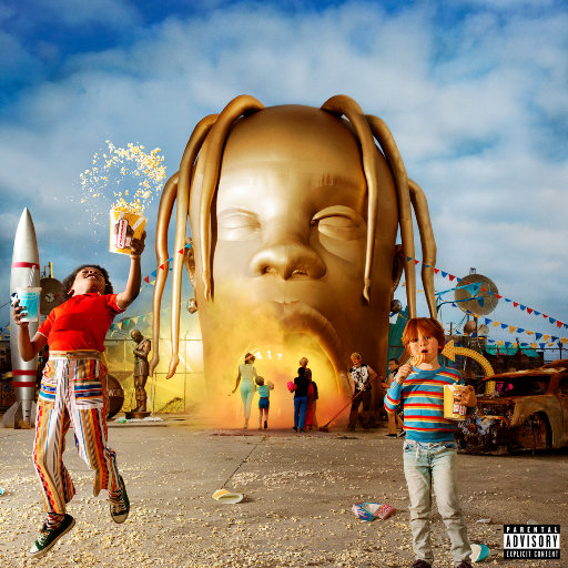 ASTROWORLD,Travis Scott