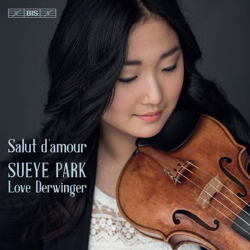 爱的礼赞 (最爱的小提琴名曲集),Sueye Park,Love Derwinger