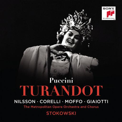 普契尼: 歌剧《图兰朵》, SC 91,Leopold Stokowski