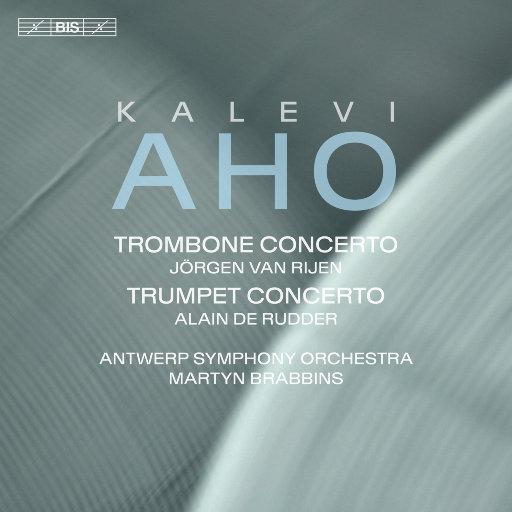 卡列维·阿霍: 长号 & 小号协奏曲,Jörgen van Rijen,Alain de Rudder,Antwerp Symphony Orchestra,Martyn Brabbins