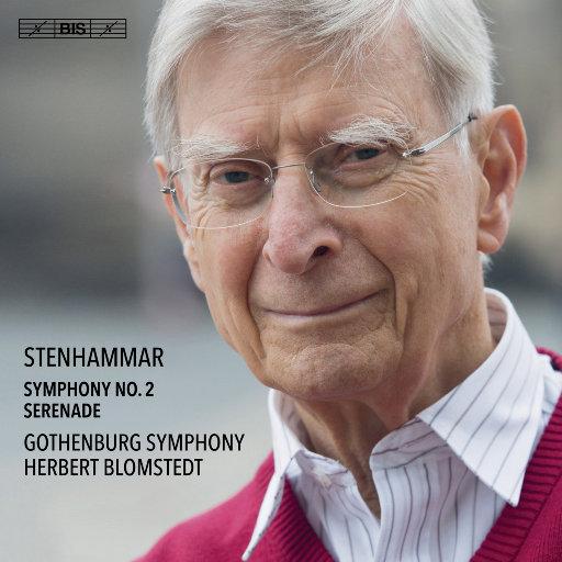 斯丹哈默: g小调第二交响曲 & F大调小夜曲 (Live),哥德堡交响乐团,Herbert Blomstedt