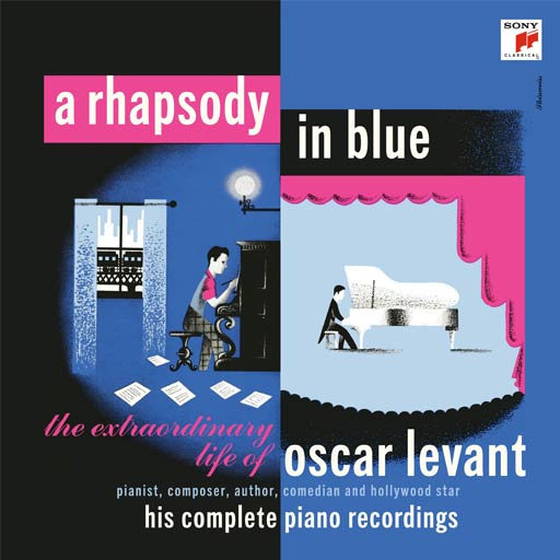 蓝色狂想曲: 雷文特不凡的一生 (A Rhapsody in Blue: The Extraordinary Life of Oscar Levant),Oscar Levant