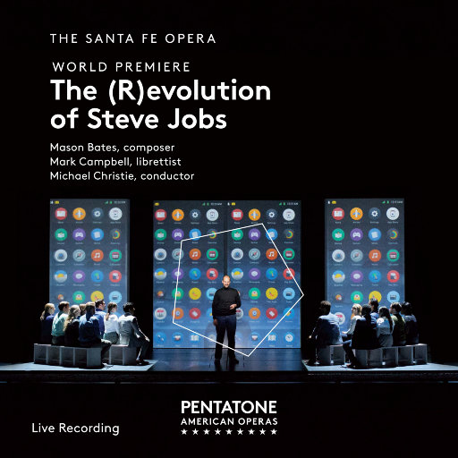 史蒂夫·乔布斯的(革命)演变 [Bates: The (R)evolution of Steve Jobs],Various Artists
