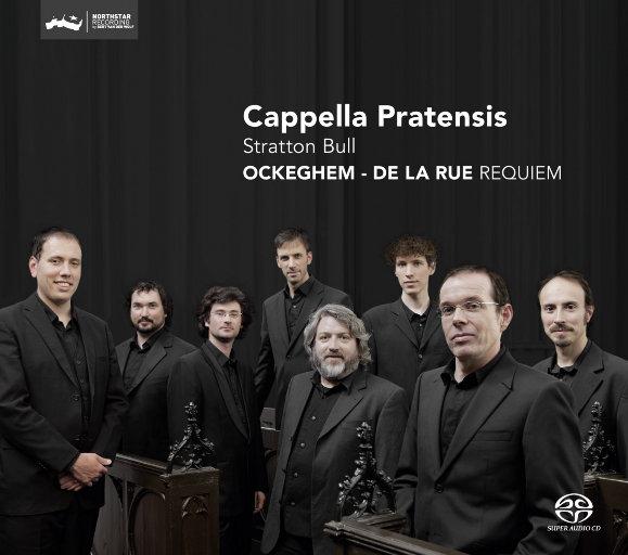 奥克冈/德拉吕: 安魂曲 (2.8MHz DSD),Cappella Pratensis