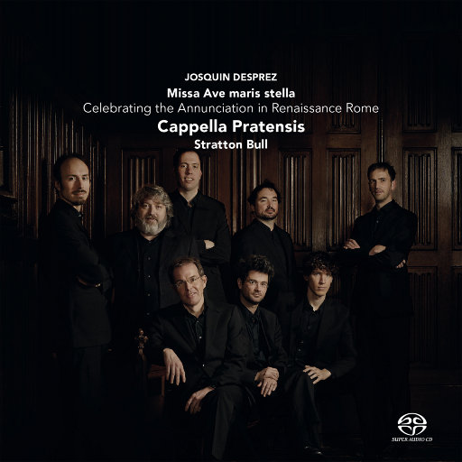 Missa Ave maris stella (2.8MHz DSD),Cappella Pratensis