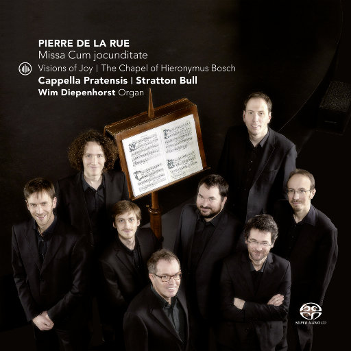 Visions of Joy | The Chapel of Hieronymus Bosch (2.8MHz DSD),Cappella Pratensis