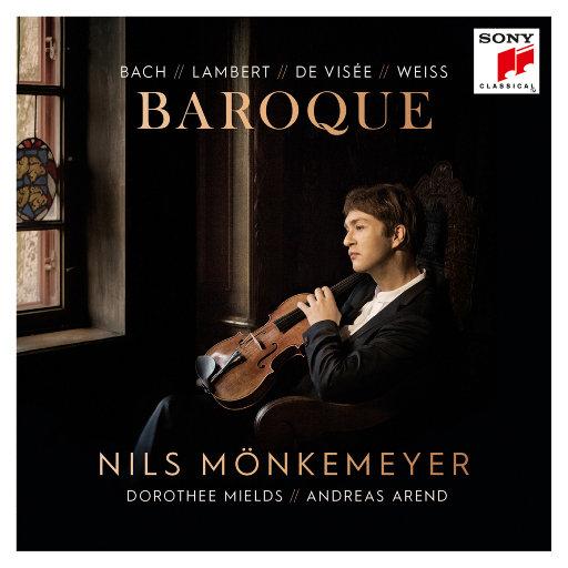 巴洛克中提琴之歌,Nils Mönkemeyer