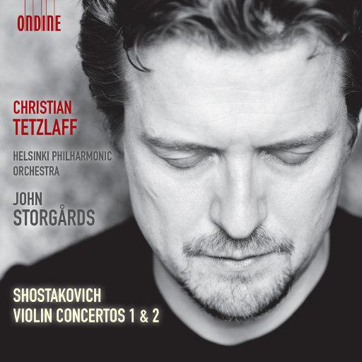 肖斯塔科维奇: 第一小提琴协奏曲 / 第二小提琴协奏曲 (Tetzlaff),Christian Tetzlaff