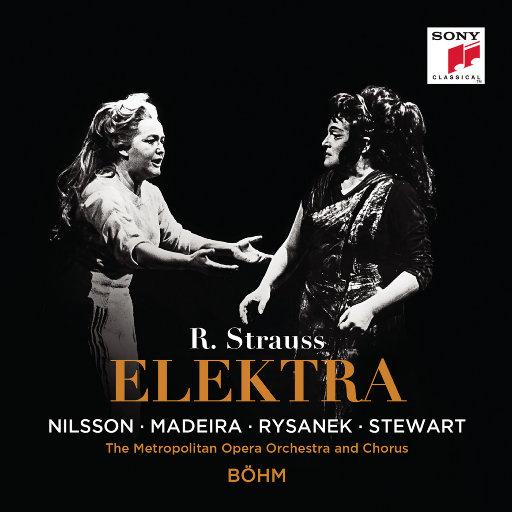 理查德·施特劳斯: 歌剧《埃莱克特拉(Elektra)》, Op.58 (大都会歌剧院管弦乐团与合唱团),卡尔·伯姆(Karl Böhm)