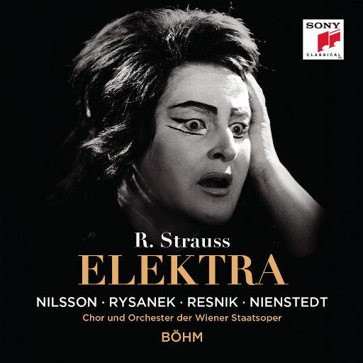 理查德·施特劳斯: 歌剧《埃莱克特拉(Elektra)》, Op.58 (维也纳国家歌剧院管弦乐团与合唱团),卡尔·伯姆(Karl Böhm)