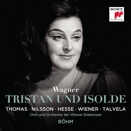 瓦格纳: 歌剧《特里斯坦与伊索尔德(Tristan und Isolde)》, WWV 90 (维也纳国家歌剧院管弦乐团与合唱团),卡尔·伯姆(Karl Böhm)
