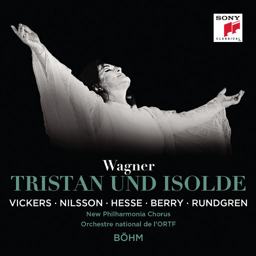 瓦格纳: 歌剧《特里斯坦与伊索尔德(Tristan und Isolde)》, WWV 90 (新爱乐合唱团 & 法国国家广播乐团),卡尔·伯姆(Karl Böhm)
