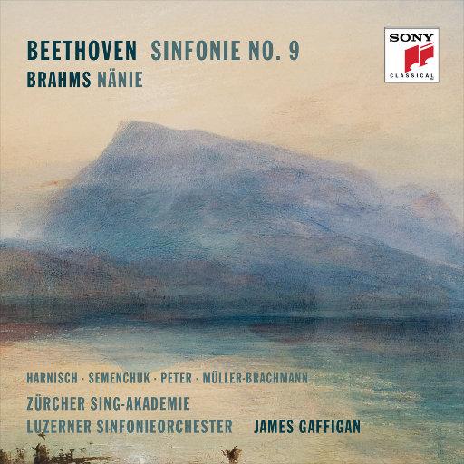 贝多芬: 第九交响曲,James Gaffigan