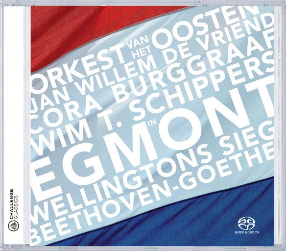 贝多芬: 艾格蒙特 / 威灵顿的胜利 (Wellingtons Sieg)(2.8MHz DSD),Jan Willem de Vriend