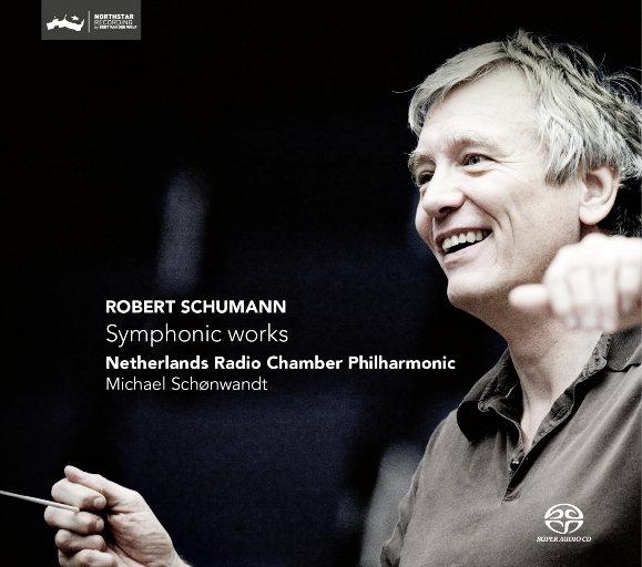 舒曼: 交响乐作品(2.8MHz DSD),Michael Schønwandt