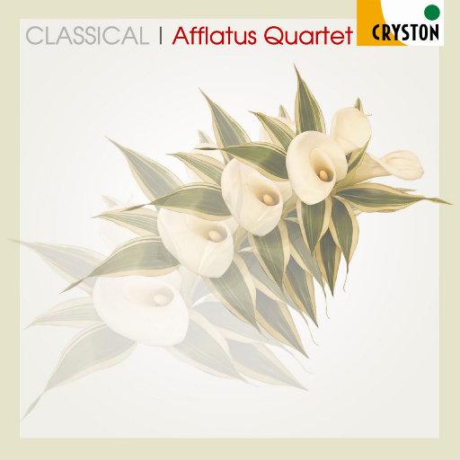 CLASSICAL (2.8MHz DSD),Afflatus Quartet