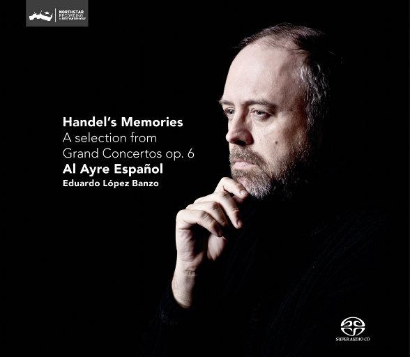 亨德尔: 大协奏曲,Op.6 (选曲) (2.8MHz DSD),Al Ayre Español