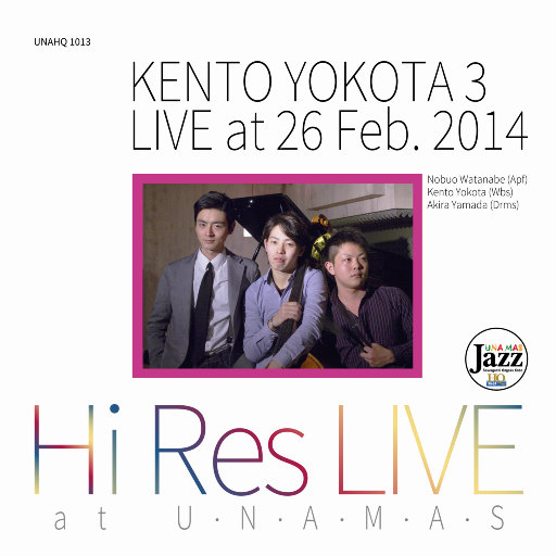 KENTO YOKOTA3 Live at 26th Feb.2014,Kento Yokota Trio