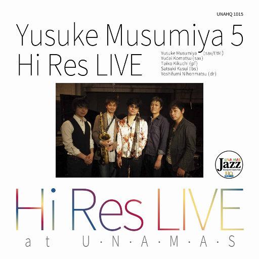 Yosuke Musumiya5  Hi-Res Live,Yosuke Musumiya quintet