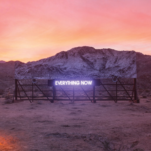 Everything Now (此时此刻一切),Arcade Fire