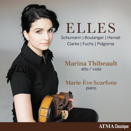 Elles,Marina Thibeault,Marie-Ève Scarfone