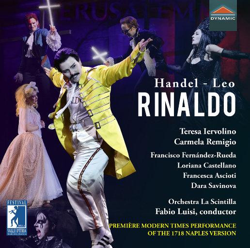 亨德尔 & 里奥: 里纳尔多(Live),Carmela Remigio,Teresa Iervolino