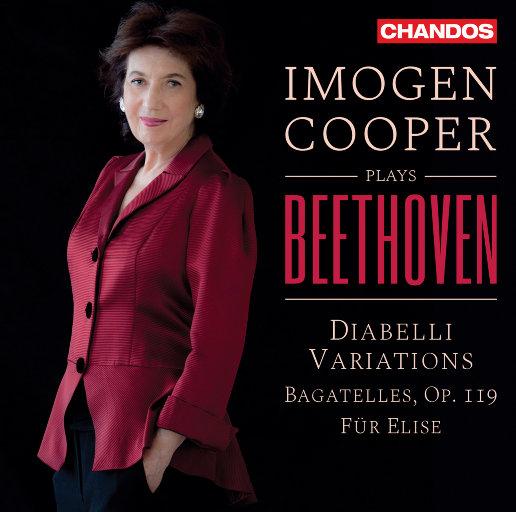 贝多芬: 钢琴作品,Imogen Cooper