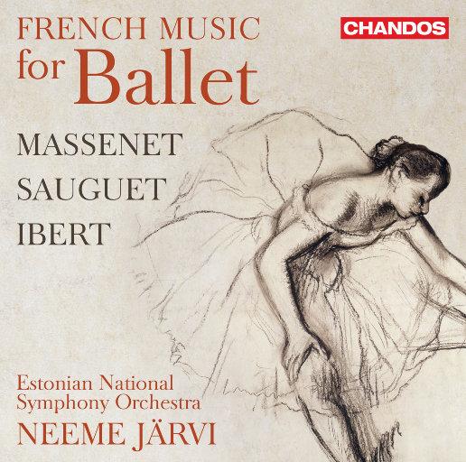 法国芭蕾音乐,Estonian National Symphony Orchestra,Neeme Järvi