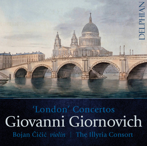 伦敦交响曲,Bojan Čičić,The Illyria Consort