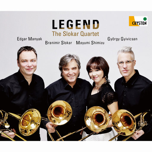 Legend (2.8MHz DSD),The Slokar Quartet