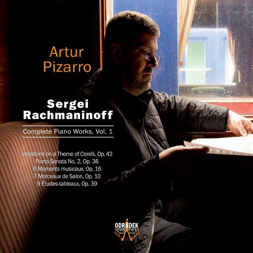 拉赫玛尼诺夫钢琴作品全集 (第一卷),Artur Pizarro